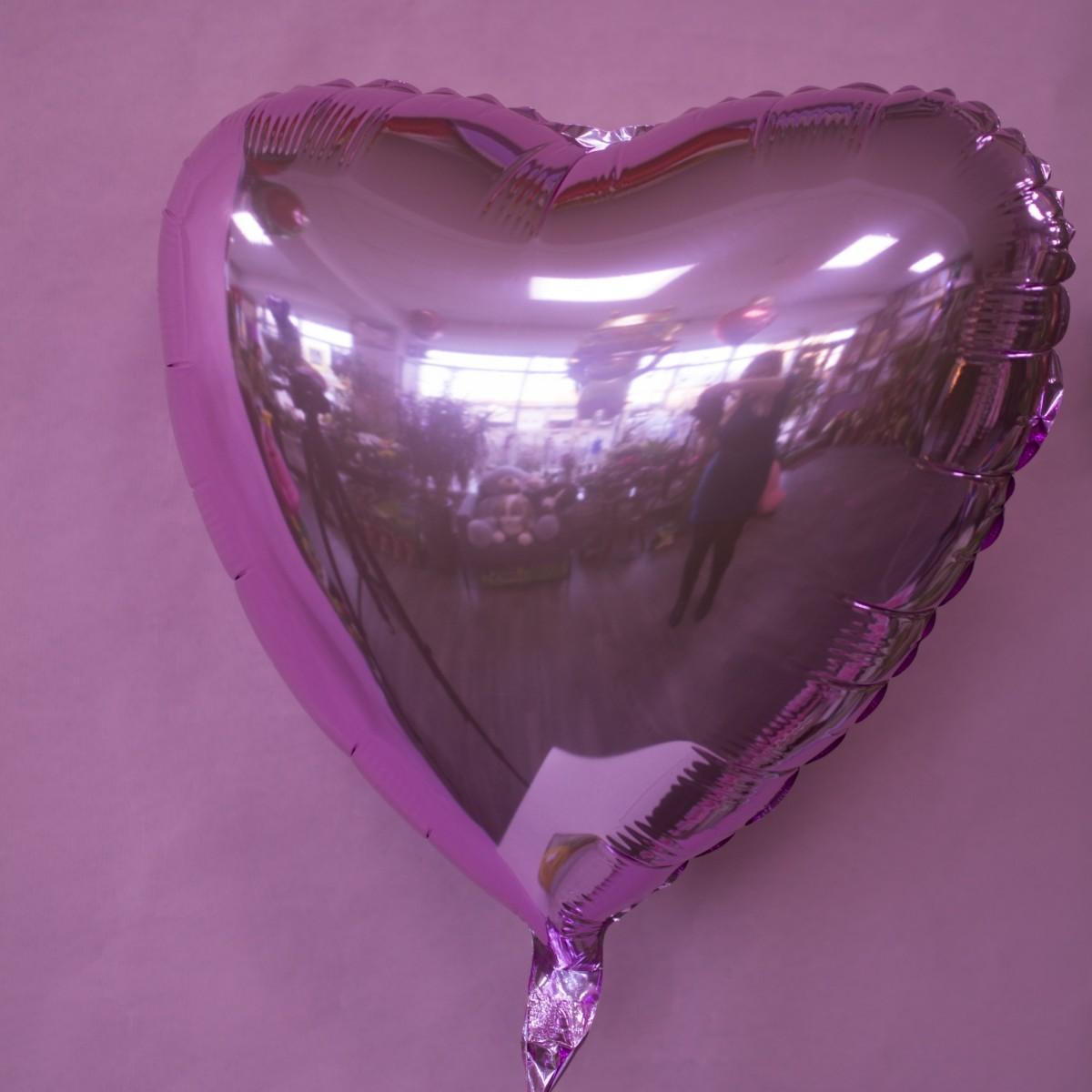 """Сердце """"Розовое"""""""