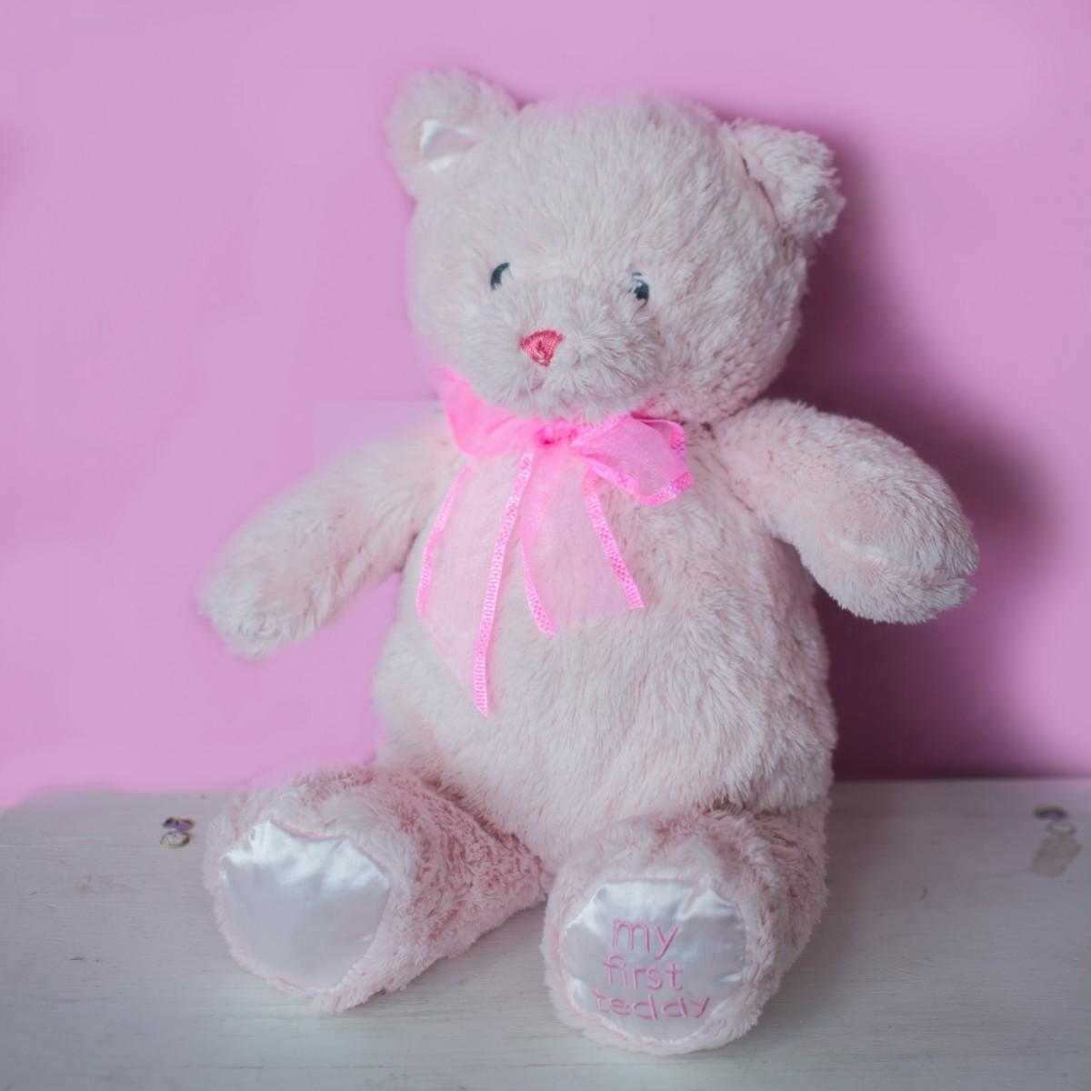 Мягкий медведь