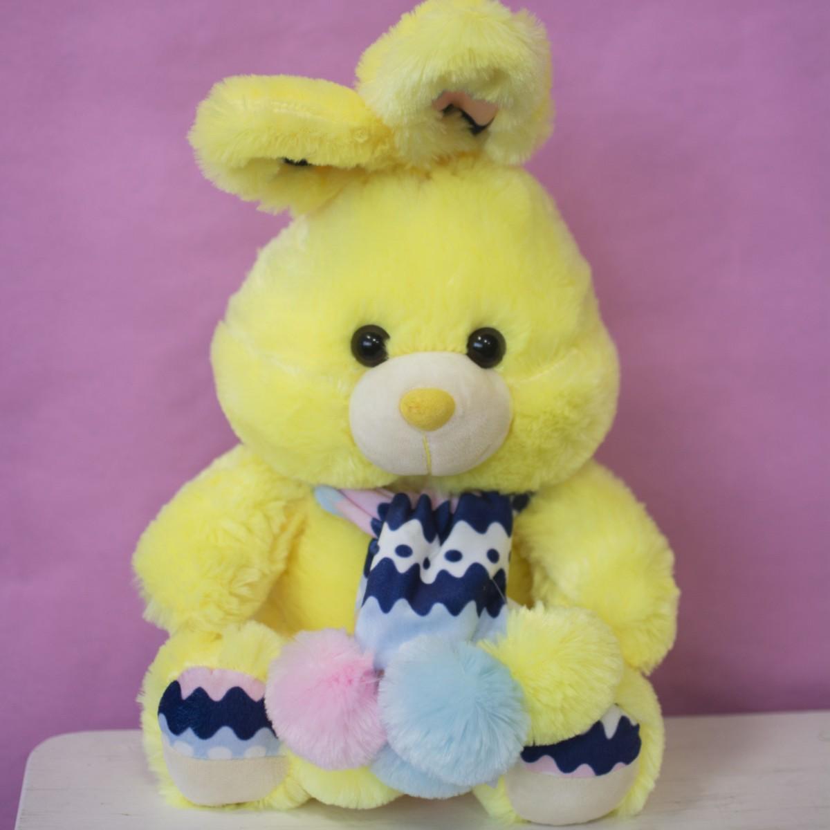 Заяц жёлтый