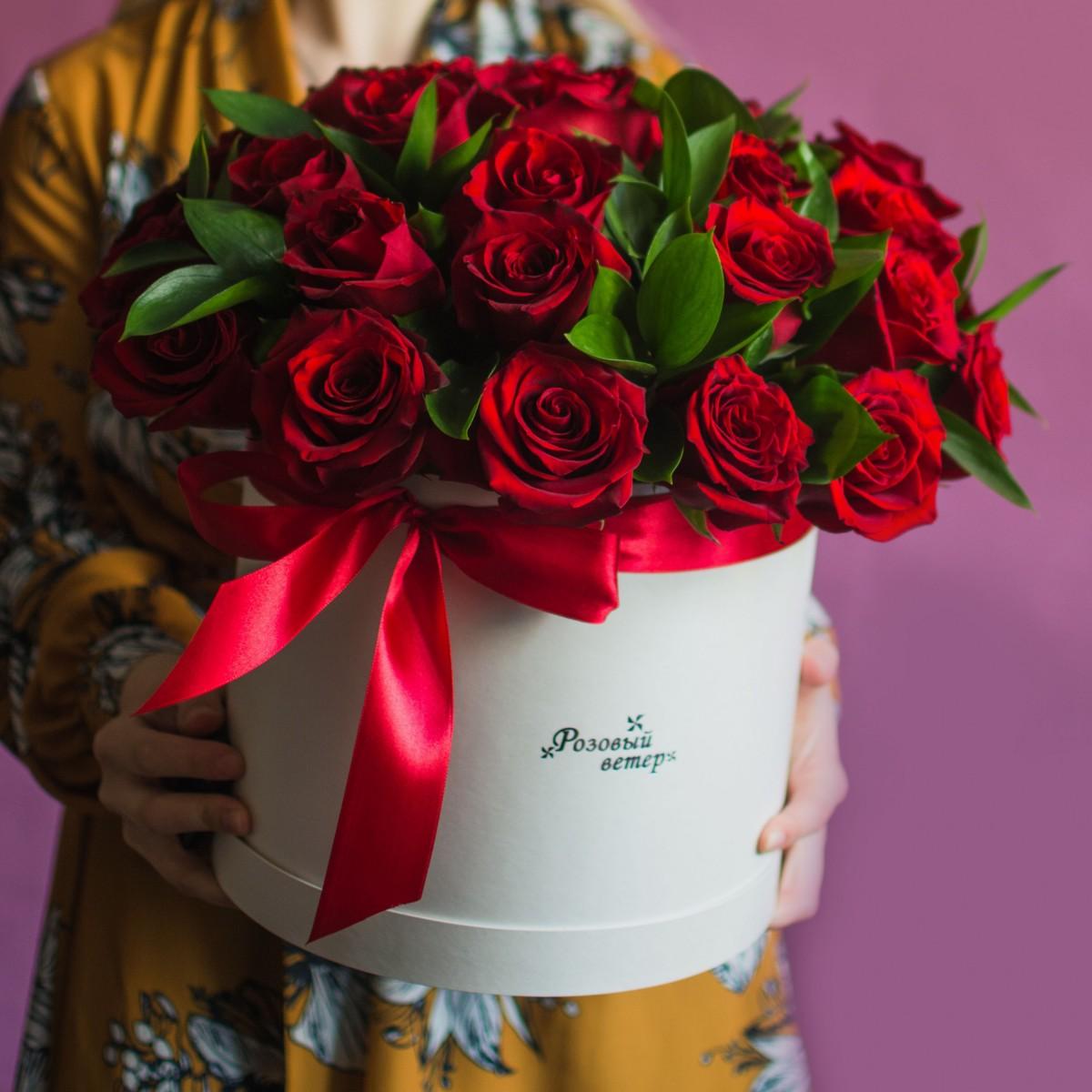 Цветочная коробка 29