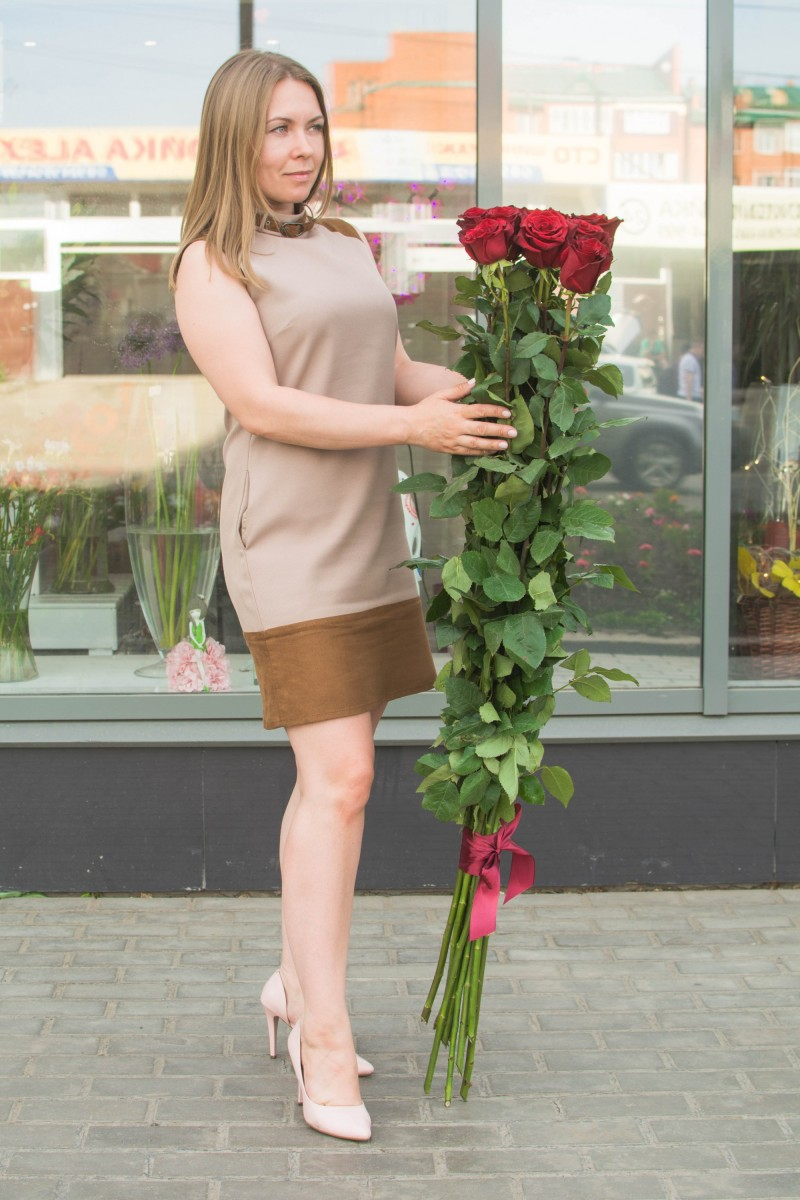 Роза 120 см