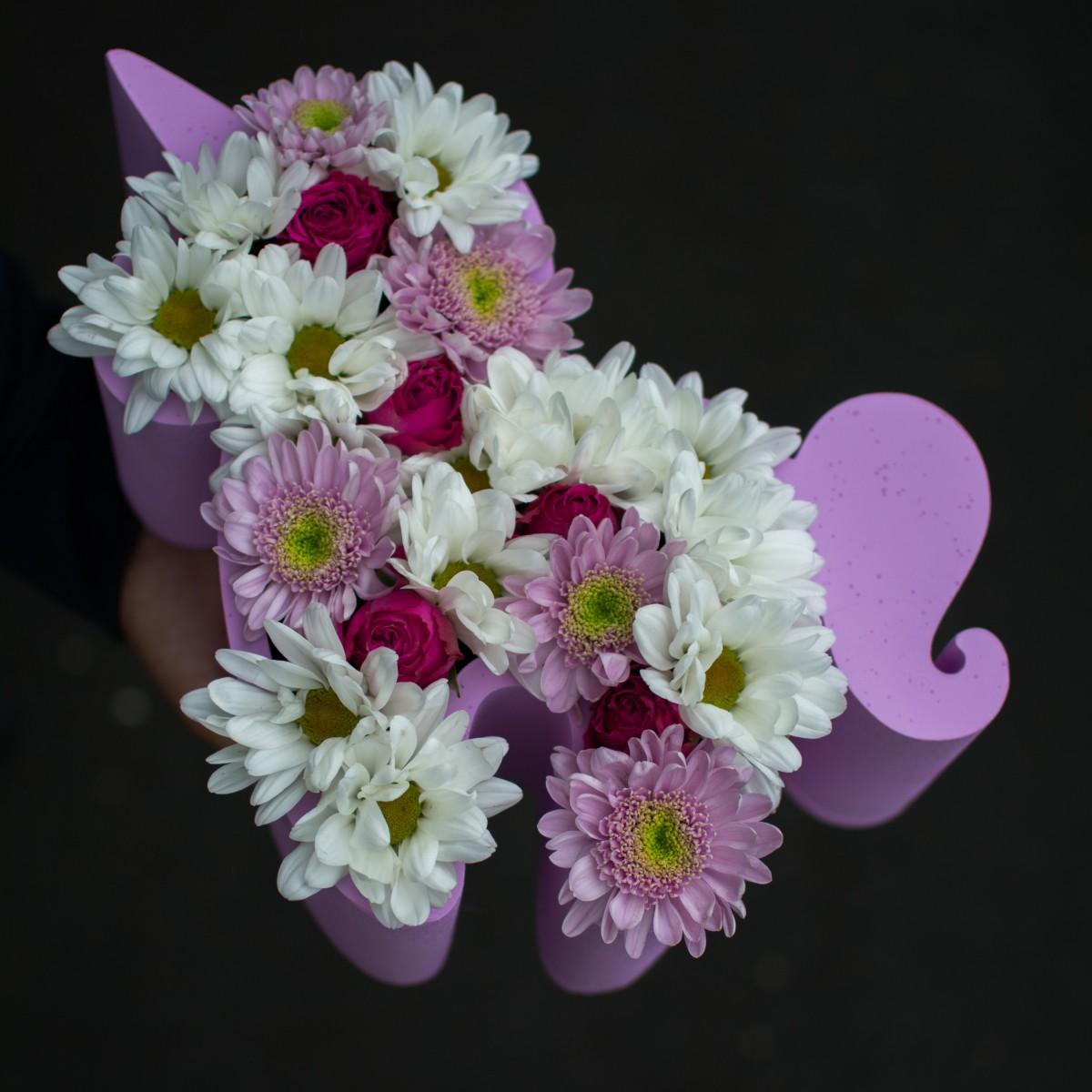 Единорожка фиолетовый