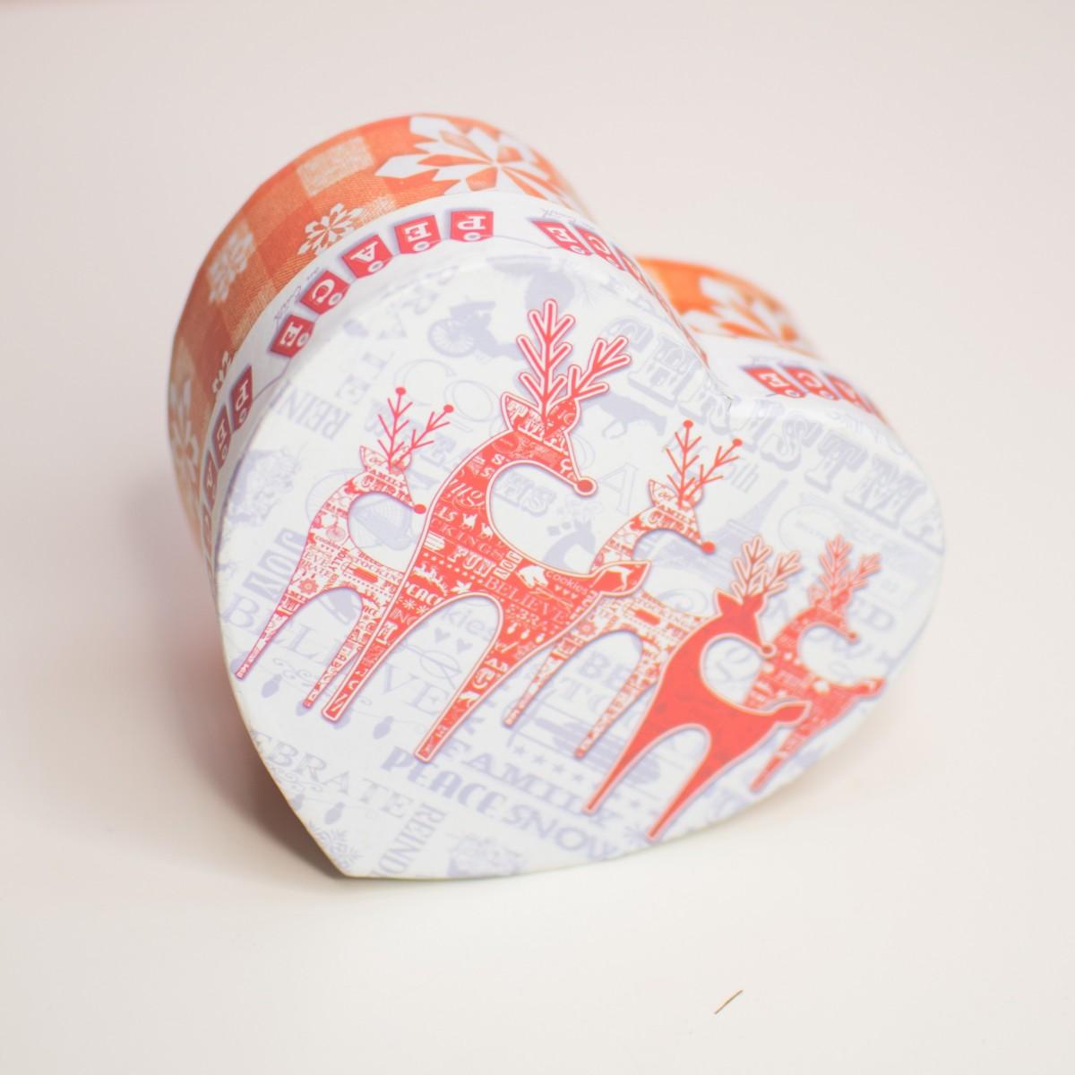 """Подарочная коробка """"Сердечко"""""""