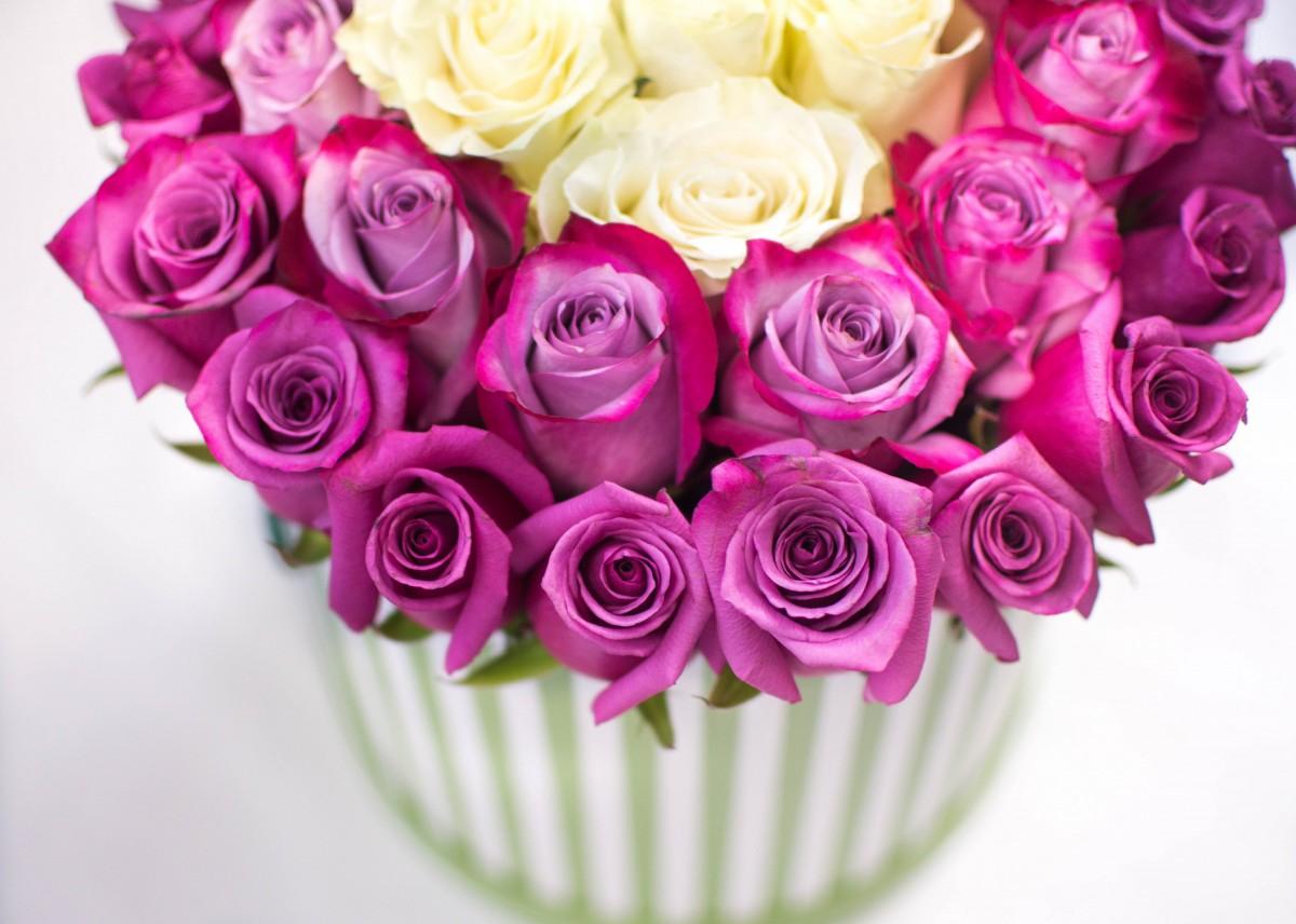 Цветочная коробка 5