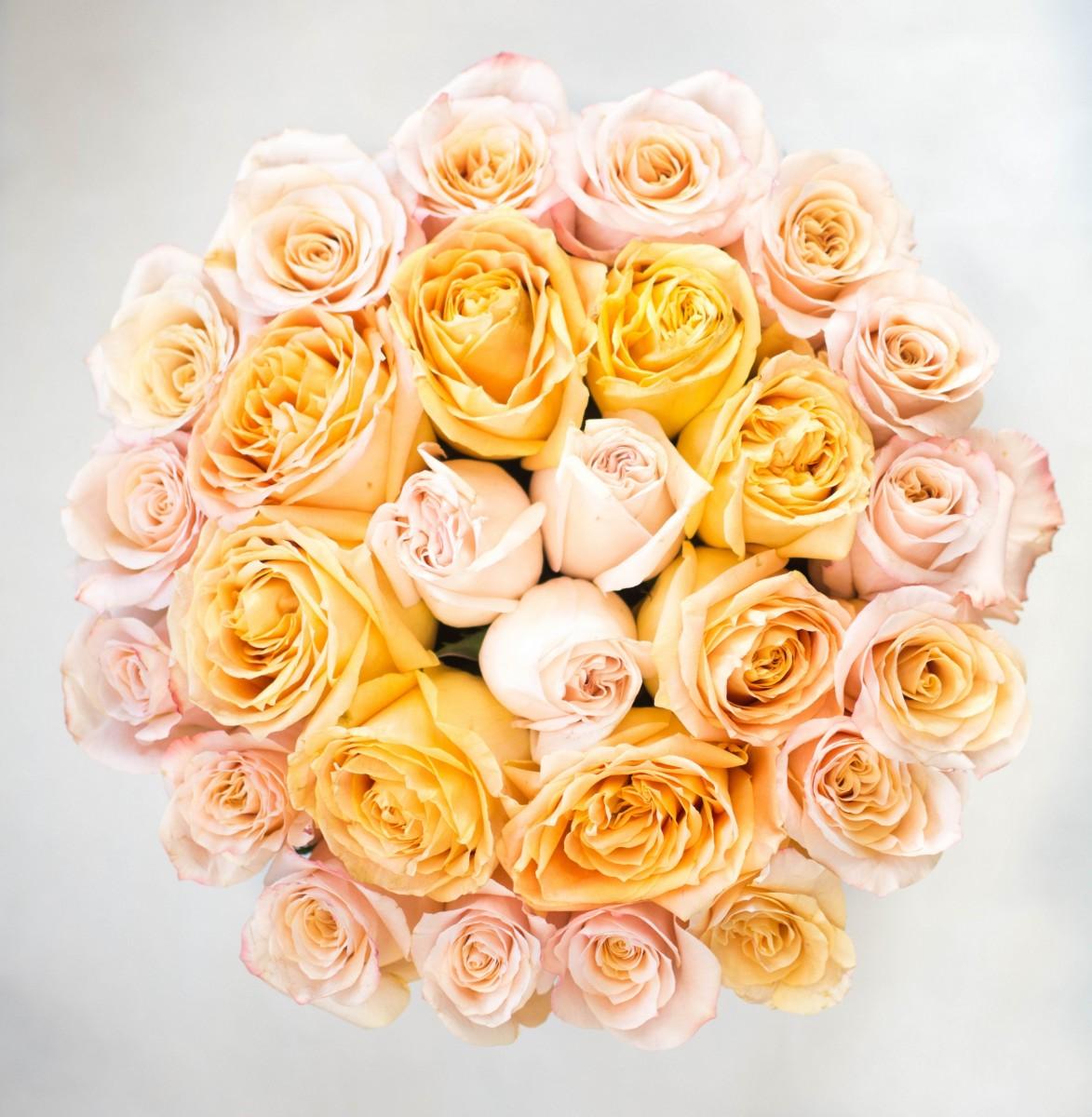 Цветочная коробка 7