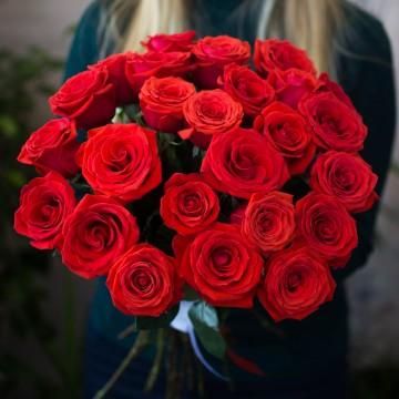 Акция 25 роз