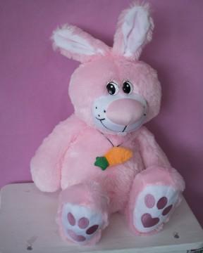 "Игрушка ""Заяц с морковкой"""