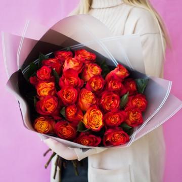 25 роз сорта Атомик