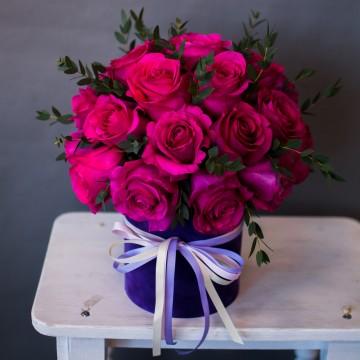 Цветочная коробка 26