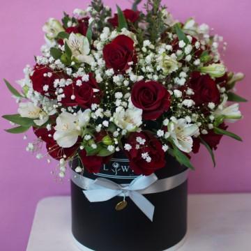 Цветочная коробка 28