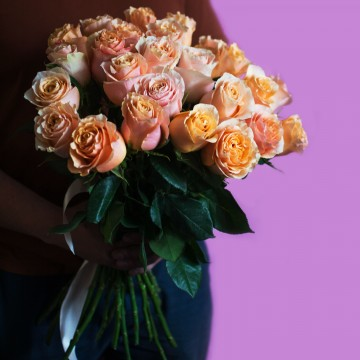 Carpe Diem 25 роз