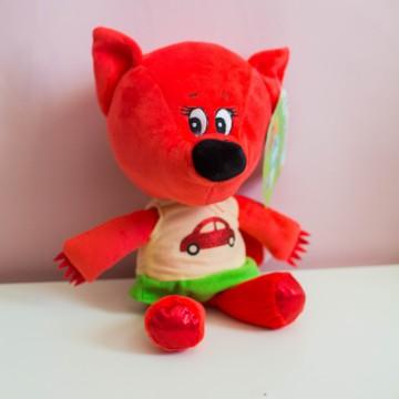 Ми-ми-мишка рыжий
