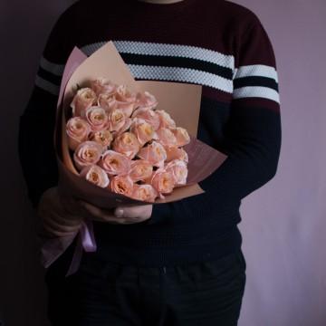 """25 роз """"Shimmer"""""""