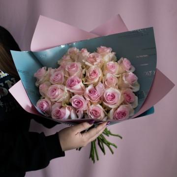 Нежное МОНО их роз