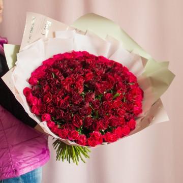 115 кенийских роз