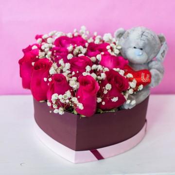 Цветочная коробка 14